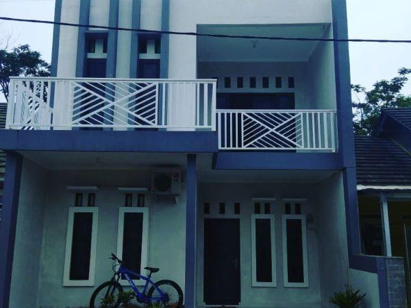 Jual Cepat Rumah 2 Lantai di Garden Estetika Pangandaran Jawa Barat