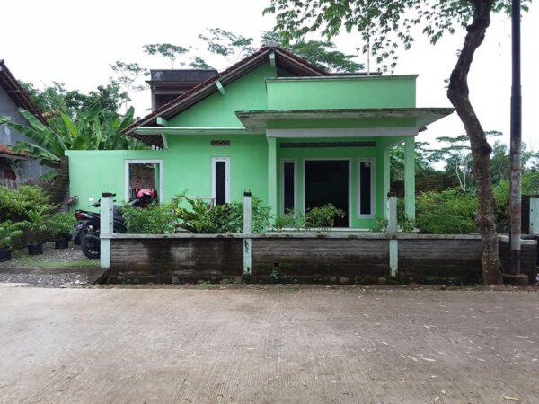 Rumah 2 Lantai Harga 1 Lantai Tegalsari Sidareja Cilacap