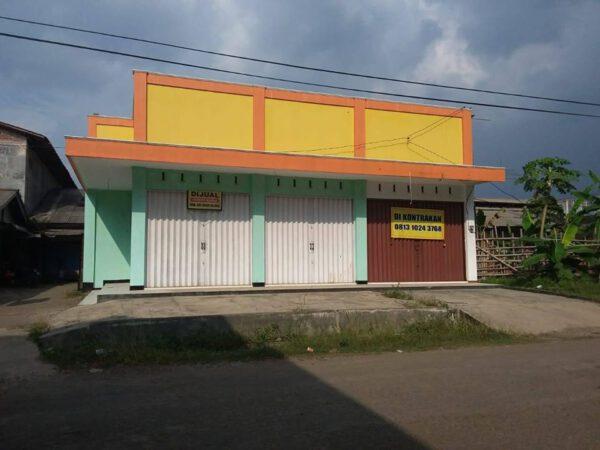 Ruko Strategis Pasar Rahayu