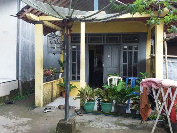 Rumah di Belakang Puskesmas Sidareja